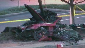 Tödlicher Unfall im Carrera GT: Tochter von Paul Walker verklagt Porsche