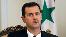 Person der Woche: Baschar al-Assad: Vom Massenmörder zum Friedenspartner?