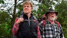 """Buddy Movie mit Redford und Nolte: Zwei alte Knochen haben """"Picknick mit Bären"""""""