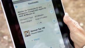 """Funktionsweise von """"Tinnitracks"""": Ab Oktober gibt es erste App gegen Tinnitus auf Rezept"""