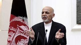 Kundus fällt an Taliban: Afghanische Armee startet Gegenoffensive