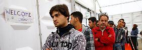 """Kampf gegen """"Fehlanreize"""": Was man über das Asylgesetz wissen muss"""