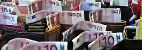 Mehr Lohn, niedrige Inflation: 2015 brachte dickes Kaufkraft-Plus