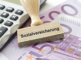 Ob Familien auch bei den Beiträgen der Renten- und Krankenversicherung entlastet werden müssen, hat das Bundessozialgericht verhandelt.