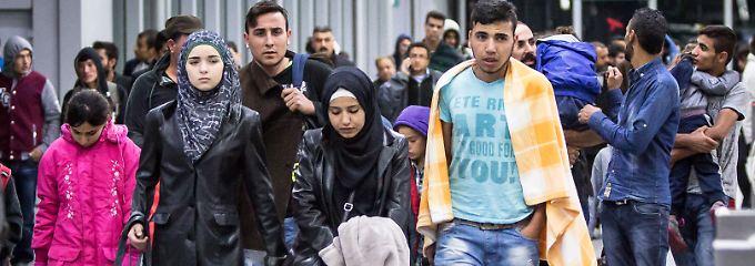 Was darf der Staat?: Wenn Flüchtlinge Mieter verdrängen