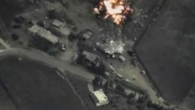 Bomben auf Ziele in Syrien: USA haben Zweifel an den Absichten Russlands