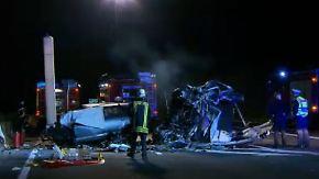 Zwei Tote, zwei Verletzte: Geisterfahrt auf A4 bei Eschweiler endet tragisch