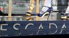 Das Luxusmodehaus Escada musste im Sommer 2009 Insolvenz anmelden.