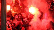 """""""Mit Dialog kommt man nicht weiter"""": BVB-Fans provozieren Ausschreitungen"""