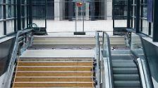 Innenansichten einer Baustelle: Das ist der Pfusch am BER