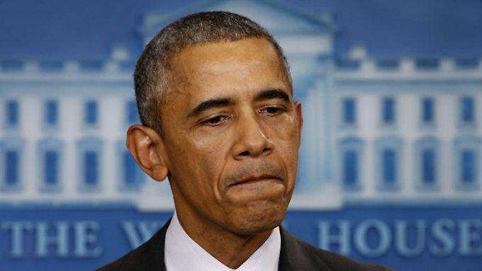 Das Verteidigungsministerium in Washington habe eine Untersuchung des Vorfalls aufgenommen, betonte Obama.