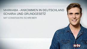 Arabisch mit deutschen Untertiteln: Marhaba, Teil 2: Das Grundgesetz und die Scharia