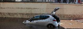 Weitere Niederschläge im Anmarsch: Fluten sorgen für Chaos und Tote an der Côte d'Azur
