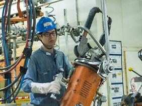 Der chinesische Wirtschaftsumbau beeinträchtigt das globale Wachstum.