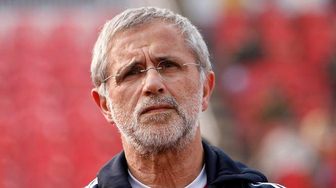 Unerreichte Marke: Mehr Tore als Länderspiele - das gelang nur Gerd Müller.