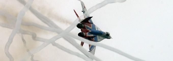 """Absicht oder """"Unfall""""?: Druck auf Russland wächst"""