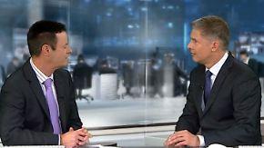 """n-tv Talk zu Blatter: """"Franziskus oder Theo Zwanziger könnten es machen"""""""