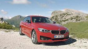3er-Modelle im Vergleich: BMW beweist beim Gran Turismo Mut zum Mixen