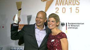 """""""Umdenken, um voranzukommen"""": Energy Awards ehren innovative Unternehmen"""
