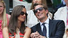Geht da was mit dem Ex?: Pippa Middleton ist wieder solo