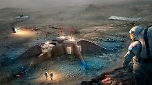 Körper passt sich Gravitation an: Mars könnte neue Menschen hervorbringen
