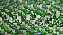 Bier, Süßes und Kaffee: Kartellamt bestraft Einzelhändler