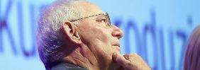 """""""Werden darüber diskutieren müssen"""": Schäuble will Hartz IV für Flüchtlinge senken"""