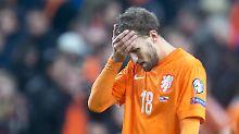 Quali-Debakel für WM-Dritten: Ohne Holland geht es zur EM