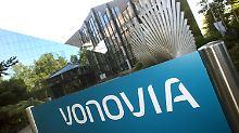 Vonovia ist seit kurzem Dax-Mitglied.