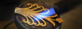 US-Zinspolitik als Antreiber: Gold ist so wertvoll wie seit Monaten nicht