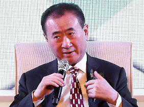 Wang Jianlin ist der reichste Chinese.