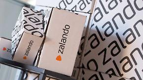 Trotz dickem Minus: Zalando setzt auf starken Jahresendspurt