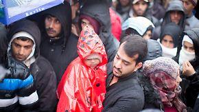 Bundesrat verabschiedet Asylpaket: Regierung will Flüchtlingsstrom abbremsen
