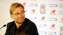 """""""Lasst uns rennen und kämpfen"""": Klopp muss bei Liverpool-Debüt liefern"""