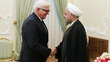 Irans Rolle in Syrien: Steinmeier lotet die Stimmung in Teheran aus