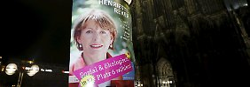 Bundesanwaltschaft übernimmt: Henriette Reker ist wieder wach