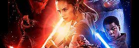 """Die Macht ist mit ihm: Todkrankem wird """"Star Wars""""-Wunsch erfüllt"""
