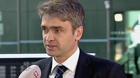 Geldanlage-Check: Christoph Ohme , DWS