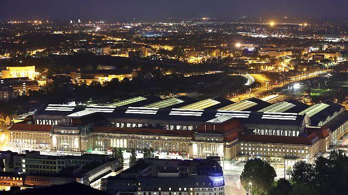 Ostdeutsche Metropole überrascht: Ranking kürt Deutschlands wirtschaftsstärkste Städte