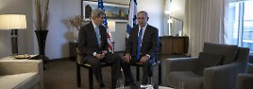 Streit um Tempelberg: Kerry erwartet Bewegung im Nahost-Konflikt