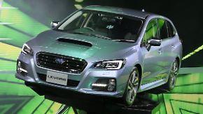 Der Sportler unter den Kombis: Subaru Levorg lässt keine Unsicherheiten aufkommen