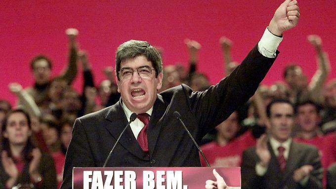 Ferro Rodrigues erhielt 120 der 230 Stimmen.