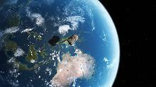 In der Nacht der Geister und Dämonen: Asteroid rast auf die Erde zu