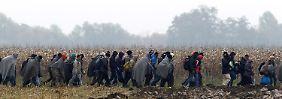 """""""Zwietracht auf der Balkanroute bleibt"""": EU vereinbart """"Ruheorte"""" für Flüchtlinge"""