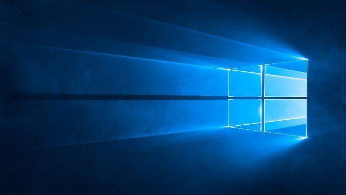Windows 10 läuft gut, aber noch nicht gut genug.
