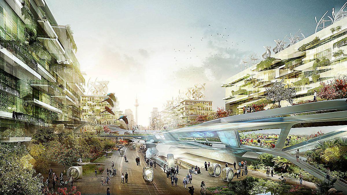 Mobilität in der Stadt der Zukunft: Roboter-Taxis gegen ...