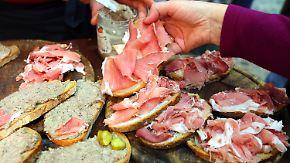Krebsgefahr an der Wursttheke: Schon 50 Gramm Fleisch pro Tag gelten als bedenklich