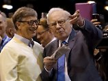Stiftungen erhalten Aktien: Buffett spendet 3,17 Milliarden Dollar
