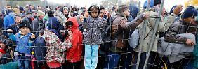 Ausbau in 48 Stunden möglich: Österreich baut ersten Grenzzaun