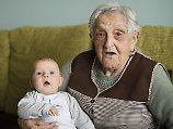 Chance auf Jahrhundertwechsel: Jedes vierte Mädchen wird 100 Jahre alt